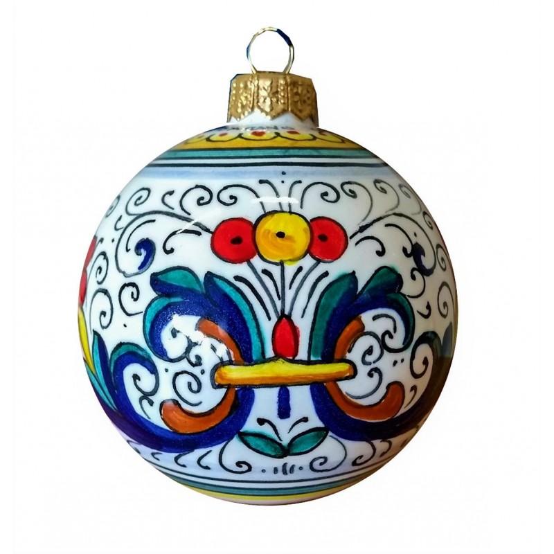 Christmas balls-Ricco Deruta