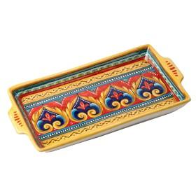 Ceramic tray D