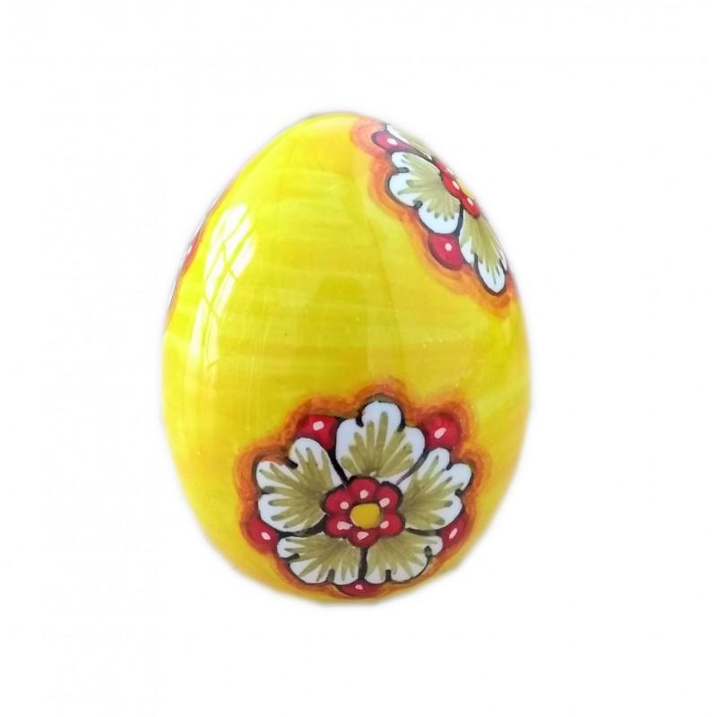 Ovetto pasquale Fiore giallo