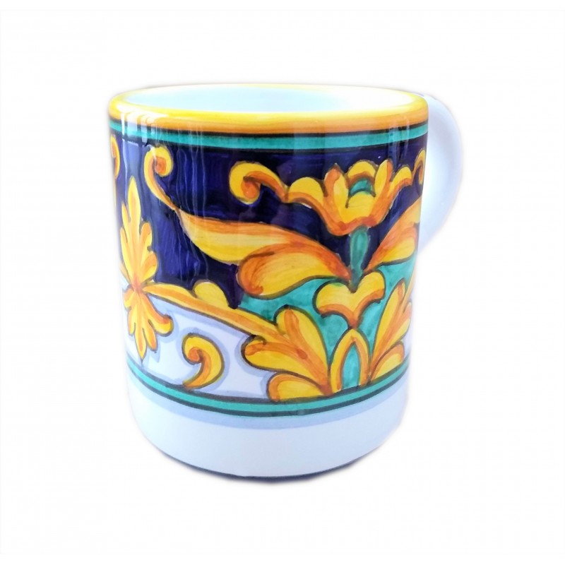 Mug Positano Blue
