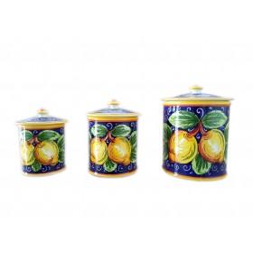 Lemons (Blue)