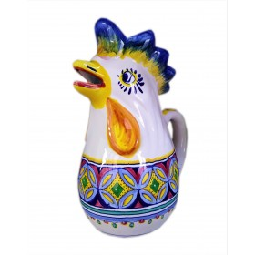 Ceramic rooster B