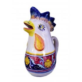 Ceramic rooster C