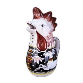 Ceramic rooster F