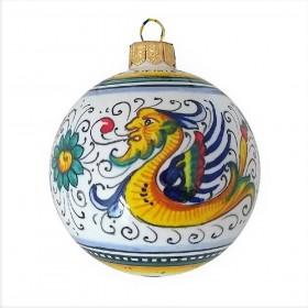 Christmas balls-Raffaellesco