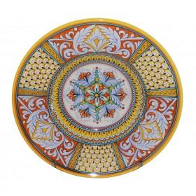 Plate - O