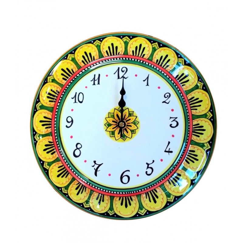 Clock A