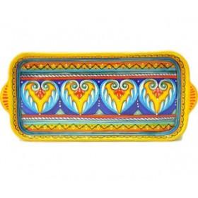 Ceramic tray E