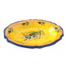 Olives oval bowl