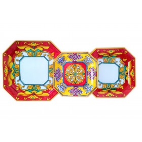 Plate Amalfi