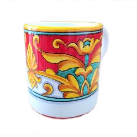 Mug Amalfi Red