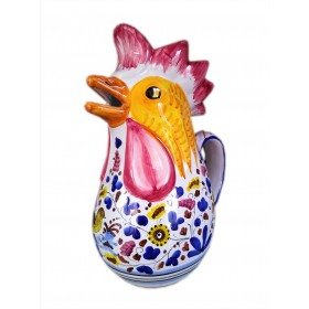 Ceramic rooster H