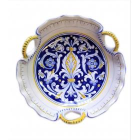 Ceramic fruit pot C