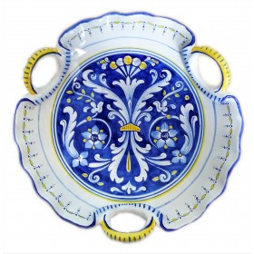 Ceramic fruit pot E