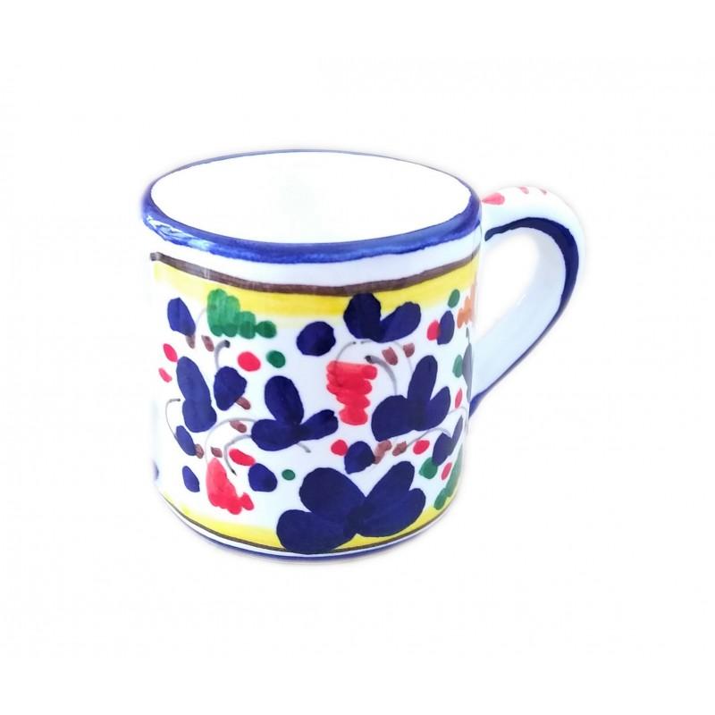 Espresso cup Arabesco blue