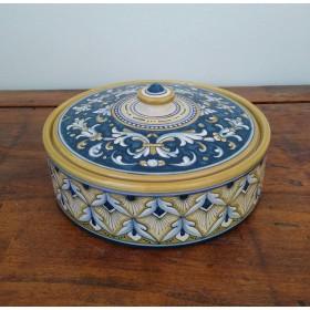 Ceramic box Michelangelo