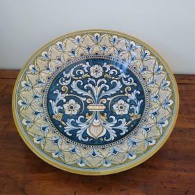 Ceramic bowl Michelangelo