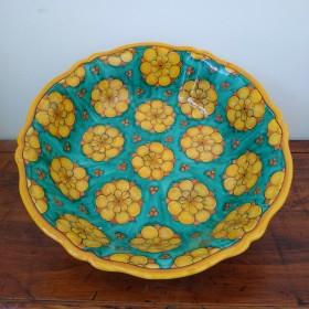 Ceramic bowl 500 green