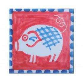 Ceramic tile Pig Positano