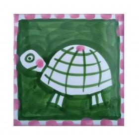 Ceramic tile Turtle Positano