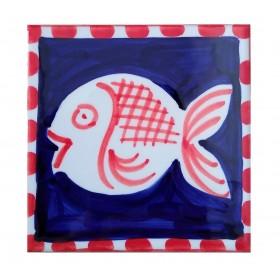 Ceramic tile Fish Positano