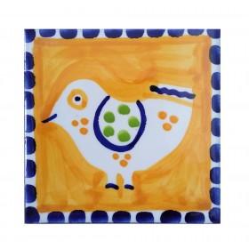 Ceramic tile Bird Positano
