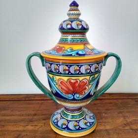 Ceramic sugar pot Geo