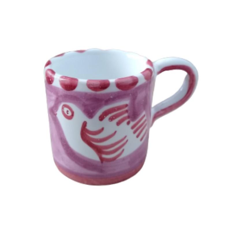 Ceramic espresso cup Dove