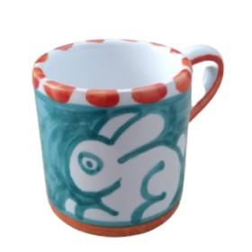 Ceramic espresso cup Rabbit