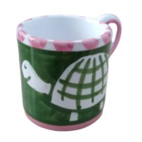 Ceramic espresso cup Turtle