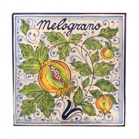Tile Melograno