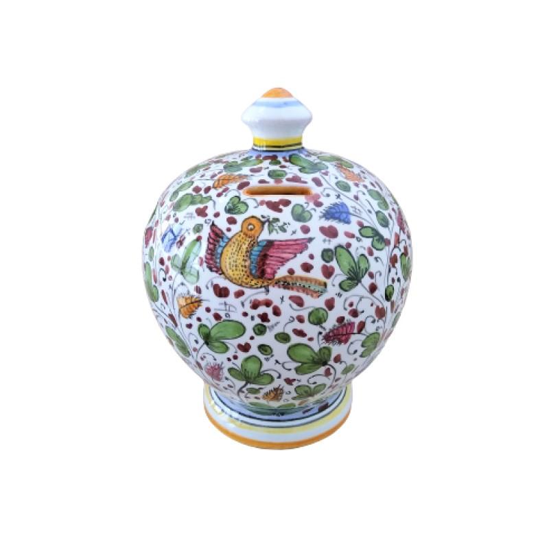 Ceramic money box ancient Arabesco