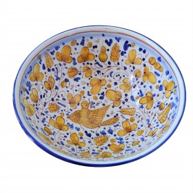 Ceramic bowl Arabesco