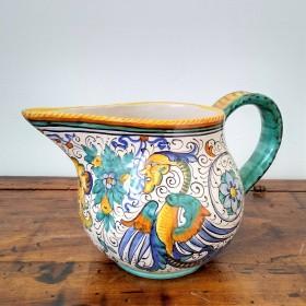 Ceramic ancient jug