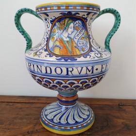 Ceramic vase Tamarindorum Fructus