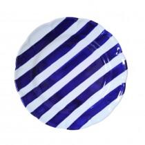 Stripes and splashes